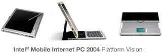 Intel Vision 2004